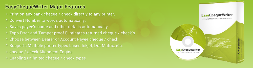 Cheque Printing Software Free Duabi